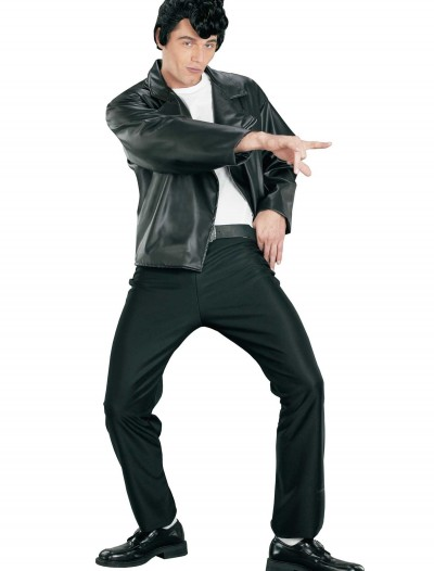 Adult 50's Greaser Jacket, halloween costume (Adult 50's Greaser Jacket)