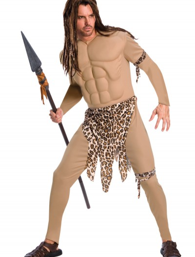 Men's Tarzan Costume, halloween costume (Men's Tarzan Costume)