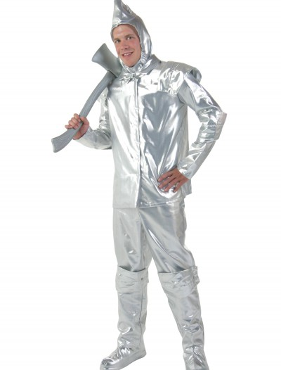 Men's Tin Woodsman Costume, halloween costume (Men's Tin Woodsman Costume)