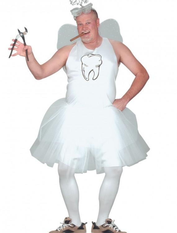 Mens Tooth Fairy Costume, halloween costume (Mens Tooth Fairy Costume)