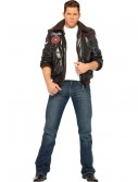Mens Top Gun Bomber Jacket, halloween costume (Mens Top Gun Bomber Jacket)