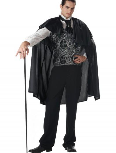 Men's Victorian Vampire Costume, halloween costume (Men's Victorian Vampire Costume)
