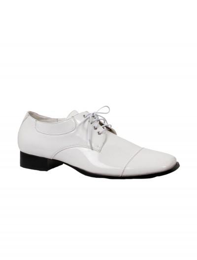 Men's White Dress Shoes, halloween costume (Men's White Dress Shoes)