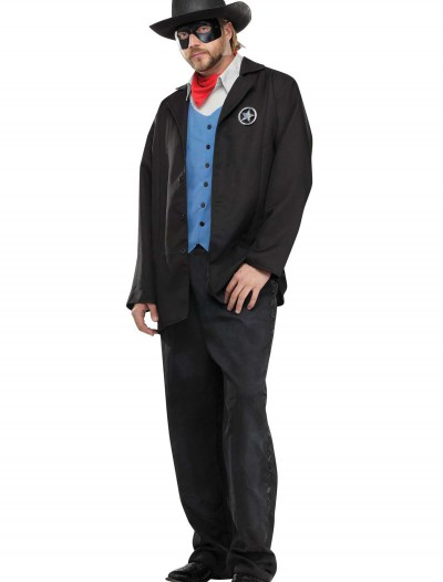 Mens Wild West Avenger Costume, halloween costume (Mens Wild West Avenger Costume)