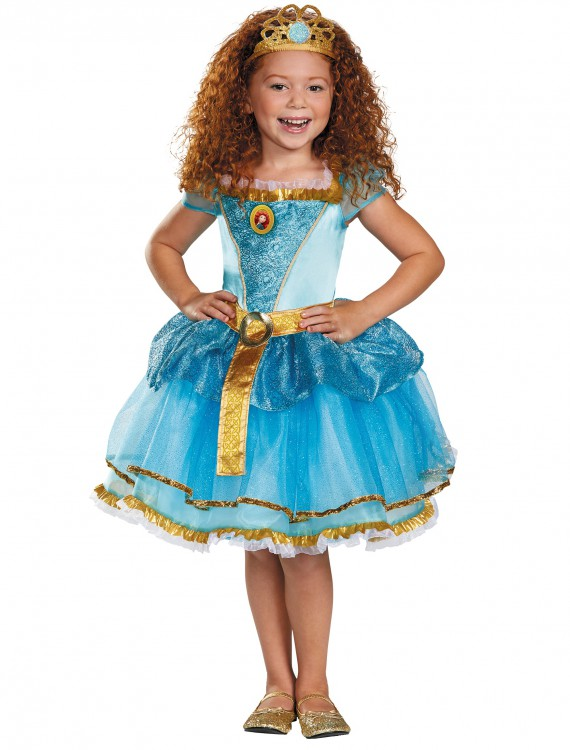 Merida Tutu Prestige Costume, halloween costume (Merida Tutu Prestige Costume)