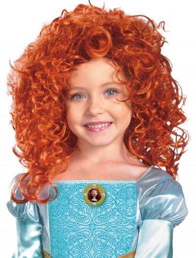 Merida Wig, halloween costume (Merida Wig)