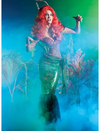 Mermaid Zombie Costume, halloween costume (Mermaid Zombie Costume)