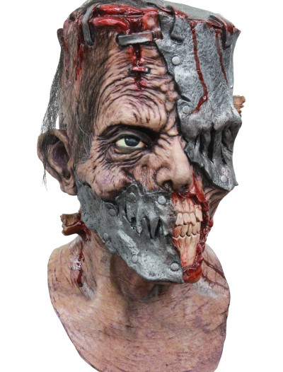 Metal 'Stein Monster Mask, halloween costume (Metal 'Stein Monster Mask)