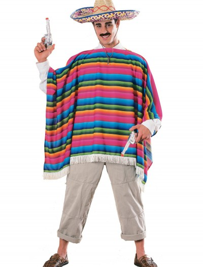 Mexican Serape Costume, halloween costume (Mexican Serape Costume)