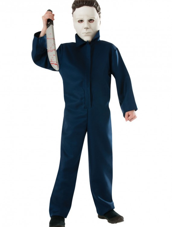 Michael Myers Child Costume, halloween costume (Michael Myers Child Costume)