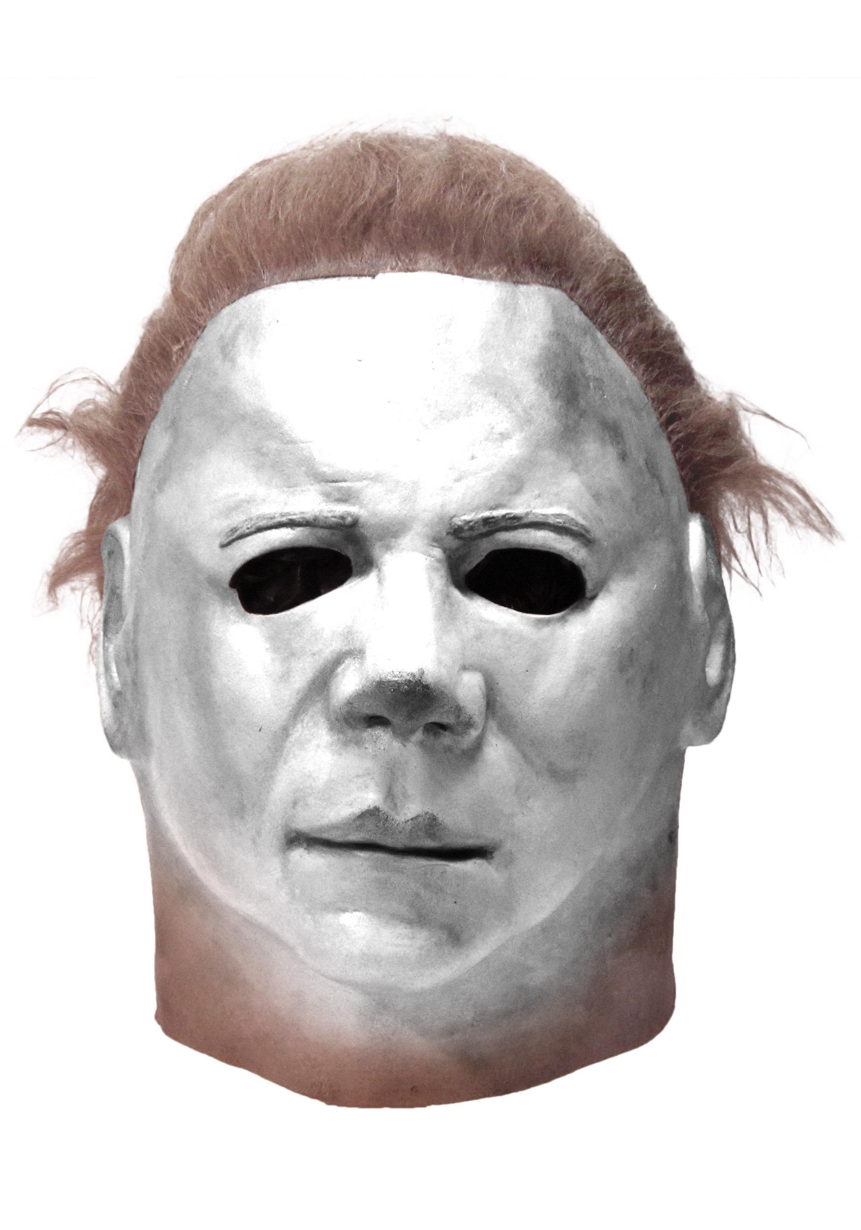 Michael Myers Halloween II Mask - Halloween Costumes 7feb1ebbeac8