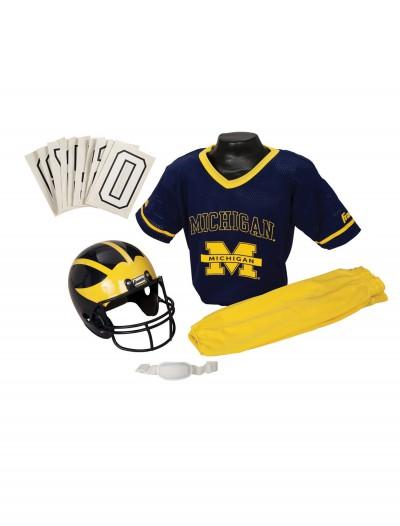 Michigan Wolverines Child Uniform, halloween costume (Michigan Wolverines Child Uniform)
