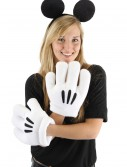 Mickey Ears & Glove Set, halloween costume (Mickey Ears & Glove Set)