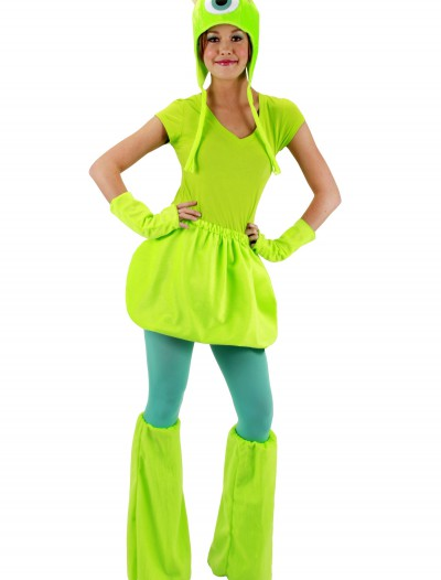 Mike Deluxe Kit, halloween costume (Mike Deluxe Kit)