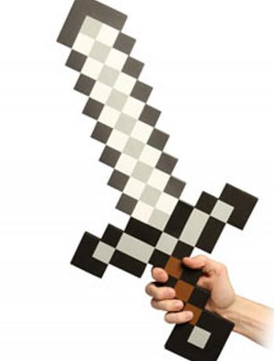 Minecraft Sword, halloween costume (Minecraft Sword)