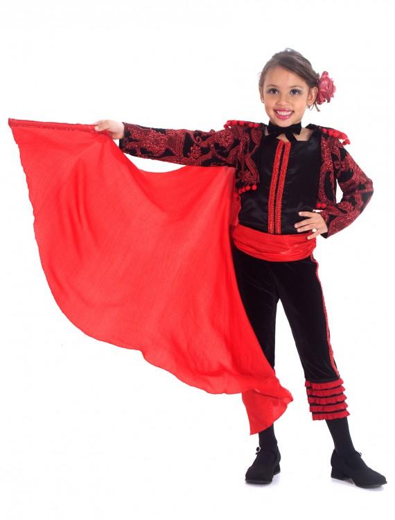 Mini Matador Costume, halloween costume (Mini Matador Costume)