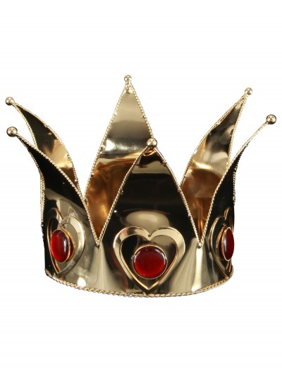 Mini Queen of Hearts Crown, halloween costume (Mini Queen of Hearts Crown)