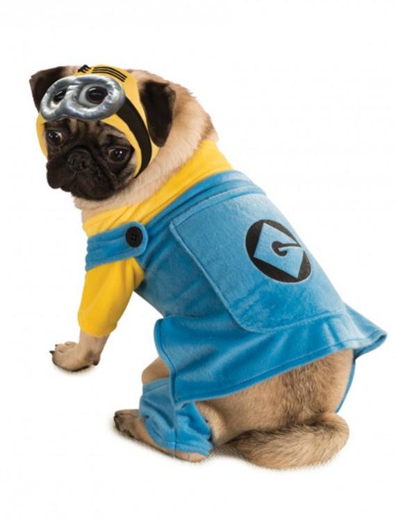 Minion Pet Costume, halloween costume (Minion Pet Costume)