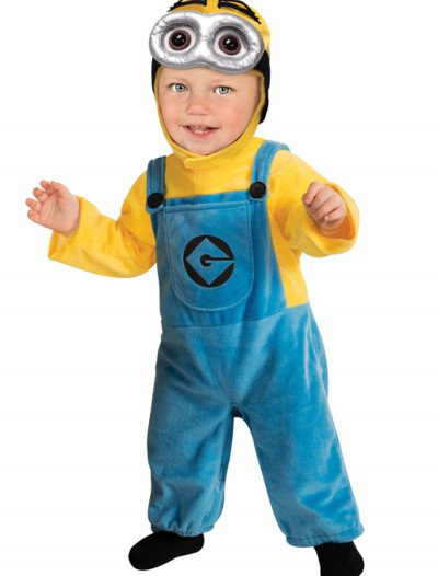 Minion Toddler Costume, halloween costume (Minion Toddler Costume)