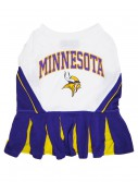 Minnesota Vikings Dog Cheerleader Outfit, halloween costume (Minnesota Vikings Dog Cheerleader Outfit)
