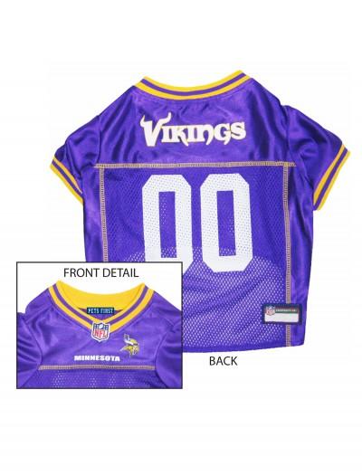 Minnesota Vikings Dog Mesh Jersey, halloween costume (Minnesota Vikings Dog Mesh Jersey)