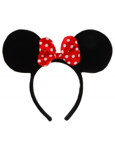 Minnie Mouse Headband, halloween costume (Minnie Mouse Headband)