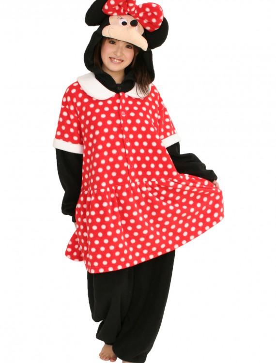 Minnie Mouse Pajama Costume, halloween costume (Minnie Mouse Pajama Costume)