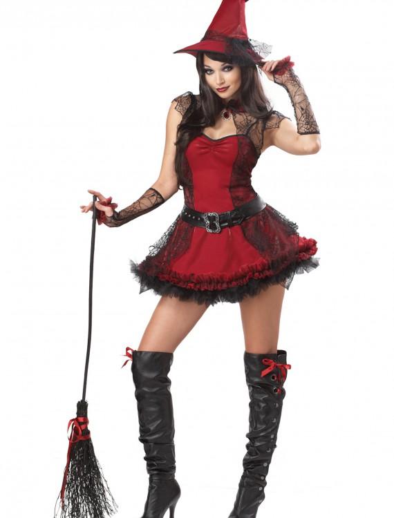 Mischievous Witch Costume, halloween costume (Mischievous Witch Costume)
