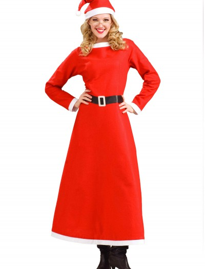 Miss Claus Costume, halloween costume (Miss Claus Costume)