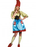 Miss Gnome Costume, halloween costume (Miss Gnome Costume)