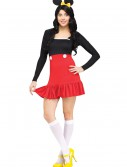 Miss Mikki Adult Costume, halloween costume (Miss Mikki Adult Costume)
