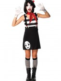 Miss Mime Tween Costume, halloween costume (Miss Mime Tween Costume)