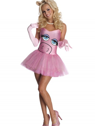 Miss Piggy Costume, halloween costume (Miss Piggy Costume)