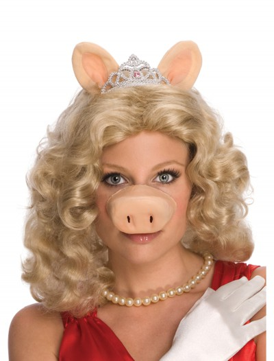 Miss Piggy Wig, halloween costume (Miss Piggy Wig)