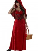 Miss Red Costume, halloween costume (Miss Red Costume)