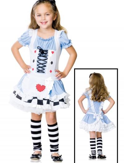 Miss Wonderland Costume, halloween costume (Miss Wonderland Costume)