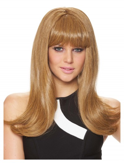 Mod Fashion Wig, halloween costume (Mod Fashion Wig)