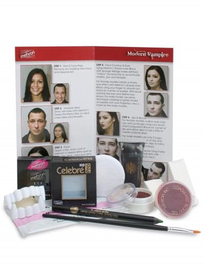 Modern Vampire Makeup Kit, halloween costume (Modern Vampire Makeup Kit)