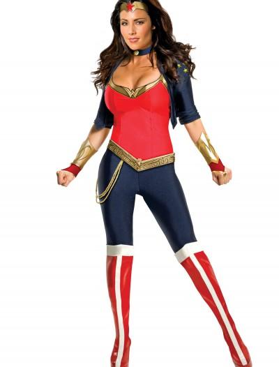 Modern Wonder Woman Costume, halloween costume (Modern Wonder Woman Costume)