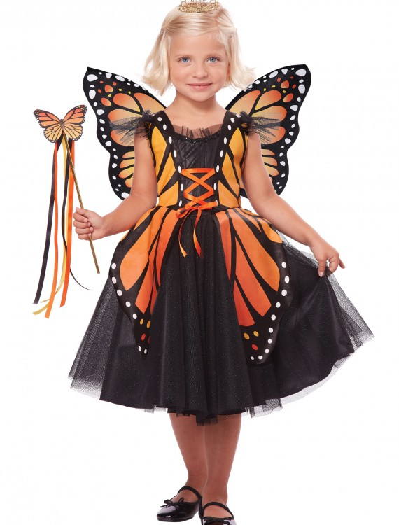 Toddler Monarch Princess Costume, halloween costume (Toddler Monarch Princess Costume)
