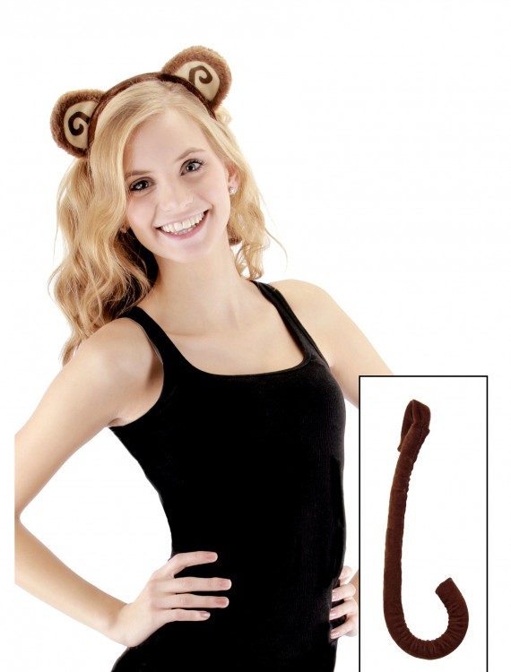 Monkey Kit, halloween costume (Monkey Kit)