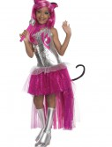 Monster High Catty Noir Costume, halloween costume (Monster High Catty Noir Costume)