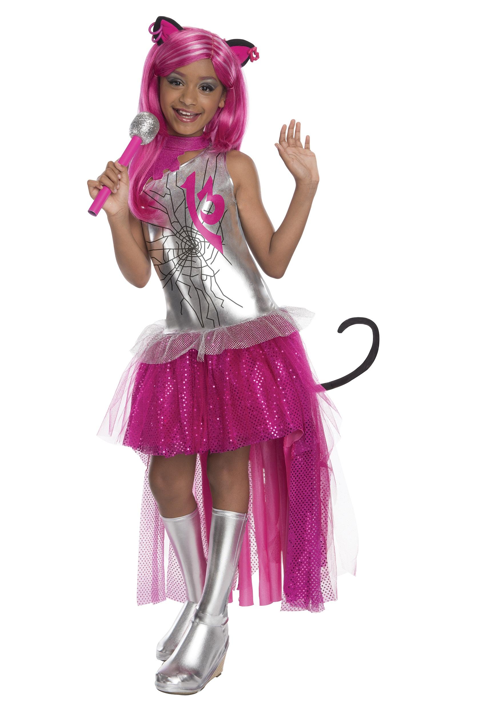 monster high catty noir costume - halloween costumes