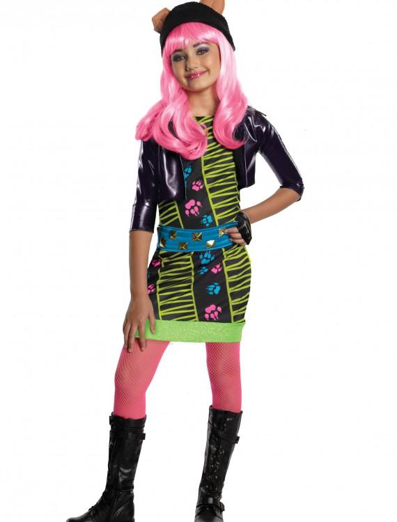 Monster High Howleen Child Costume, halloween costume (Monster High Howleen Child Costume)