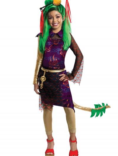 Monster High Jinifire Child Costume, halloween costume (Monster High Jinifire Child Costume)