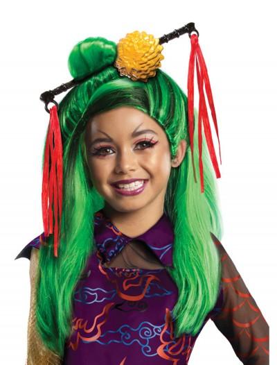 Monster High Jinafire Long Child Wig, halloween costume (Monster High Jinafire Long Child Wig)