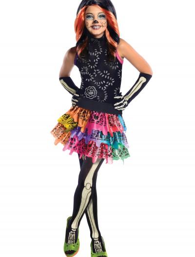 Monster High Skelita Calaveras Child Costume, halloween costume (Monster High Skelita Calaveras Child Costume)