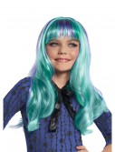 Monster High Twyla Child Wig, halloween costume (Monster High Twyla Child Wig)