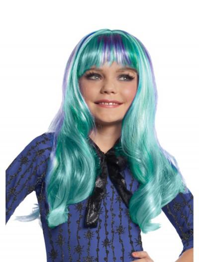 Monster High Twyla Child Wig, halloween costume (Monster High Twyla Child Wig)