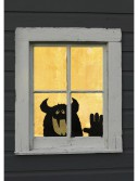 Monster Peek A Boo Window Treatment, halloween costume (Monster Peek A Boo Window Treatment)